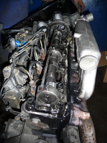 Motorwechsel 2