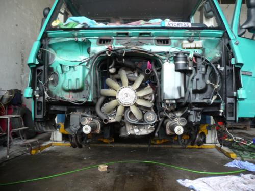 Motorwechsel 3